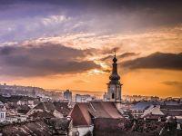 Clujul se transforma in primul smart city din Romania. Parcarile se platesc prin SMS, taxele se achita online si meniul la restaurant se comanda prin aplicatie