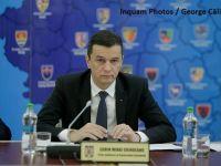 """Grindeanu promite vizite saptamanale la Transporturi, nemultumit de ritmul de lucru: """"Romania a devenit o insula in Europa, desi nu este inconjurata de mare"""""""