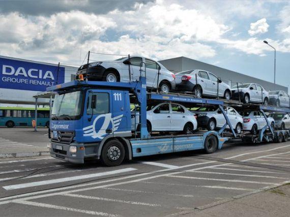 Inmatricularile de autoturisme Dacia noi in Germania au crescut cu 35,4% la cinci luni, potrivit datelor oficiale