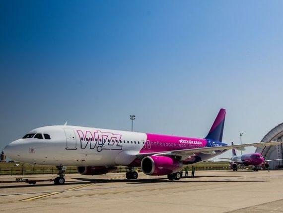 Wizz Air alocă a doua aeronavă Aeroportului din Sibiu și introduce cinci rute noi cu plecare din Transilvania
