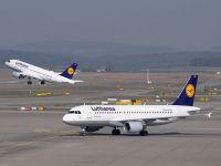Operatorul german Lufthansa introduce, din octombrie, zboruri zilnice intre Frankfurt si Timisoara