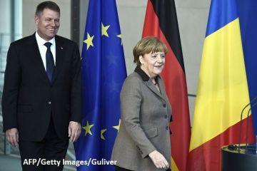 Iohannis, in vizita de trei zile in Germania. Presedintele a discutat cu Merkel despre criza de la Bucuresti:  Am transmis mesajul ca avem o criza la guvernare, dar Romania e stabila