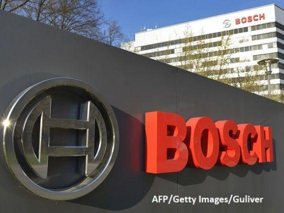 România pierde o investiție de 110 mil. euro. Bosch renunță la construcția fabricii de maşini de spălat de la Simeria
