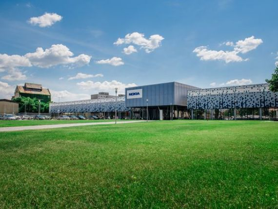 Nokia isi extinde centrul de cercetare in telecomunicatii din Timisoara si va ajunge la investitii totale de 73 mil. euro, in 2018