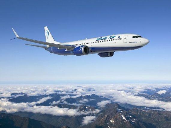 Mai multe zboruri spre Londra de sărbători. Blue Air suplimentează cursele Bucureşti-Heathrow, cu prețuri pornind de la 30 euro