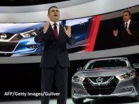 Nissan l-a demis pe Carlos Ghosn de la conducere. FT: Japonezii vor să se folosească de scandalul arestării pentru a-și extinde influența în alianța cu Renault