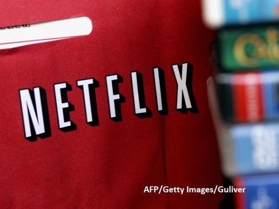 Netflix România afişează preţuri mai mari pentru conturile nou-create