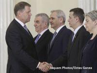 Primele nume vehiculate in PSD pentru postul de premier. Iohannis convoaca luni partidele la Cotroceni, pentru consultari