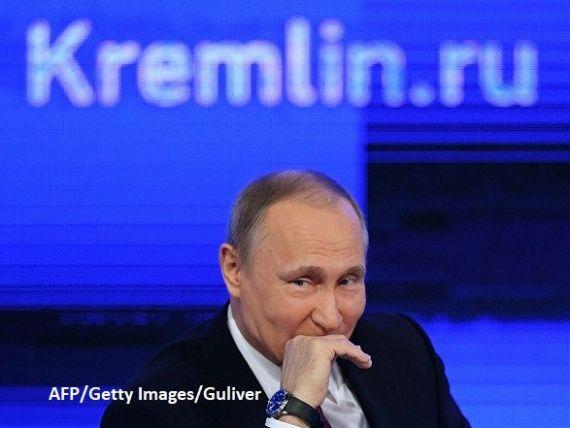 Oficialii ruşi de rang înalt îşi publică averile, unele colosale. Ce venituri și proprietăți a declarat Vladimir Putin, considerat cel mai bogat om al planetei