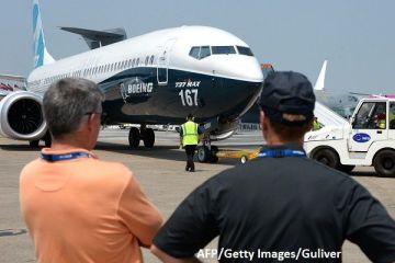 Boeing analizează oprirea producției modelului 737 MAX
