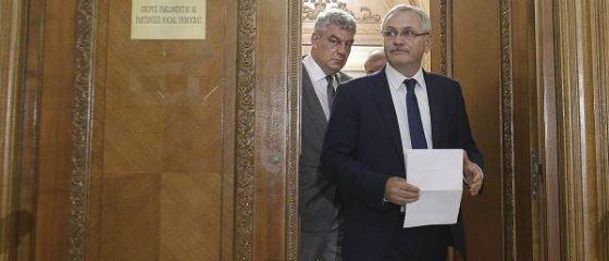 Liviu Dragnea a anuntat componenta Cabinetului Tudose. Lista ministrilor propusi