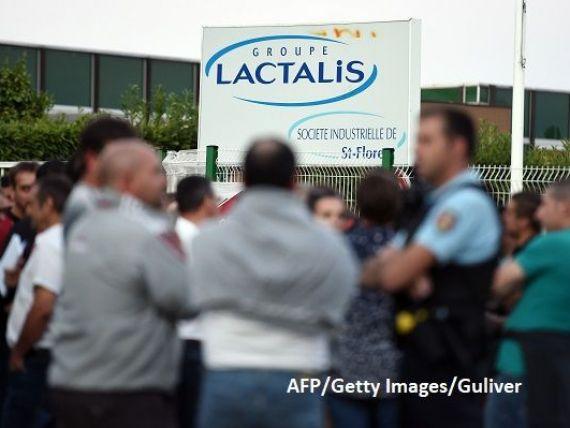Grupul francez Lactalis închide două fabrici din România. Ce se întâmplă cu angajații concediați