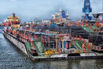 Grupul Damen va disponibiliza 870 de angajaţi în România, de la şantierele navale Mangalia şi Galaţi