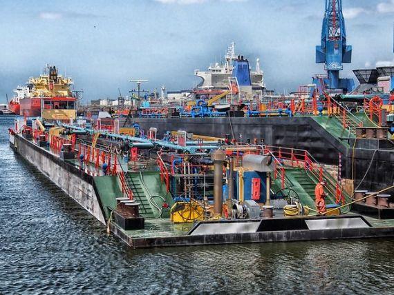 Daewoo vinde santierul naval din Mangalia catre Damen, proprietarul santierului din Galati