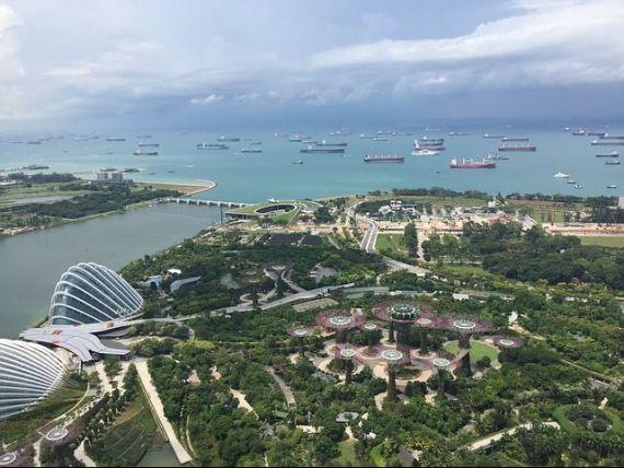 Cambodgia interzice exporturile de nisip catre Singapore, care il foloseste pentru a-si extinde teritoriul