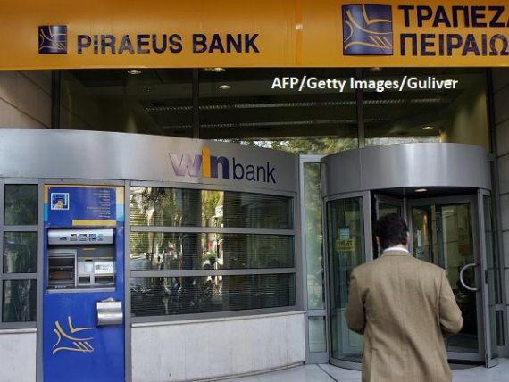 BERD a preluat 19% din Piraeus Bank Romania
