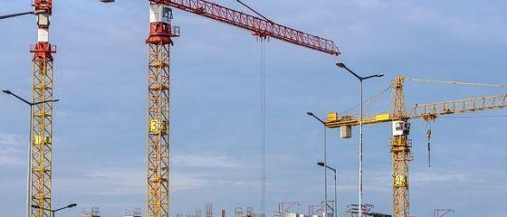 Construcțiile s-au prăbușit în România, în ianuarie. Ungaria, Olanda și Slovenia au construit cel mai mult