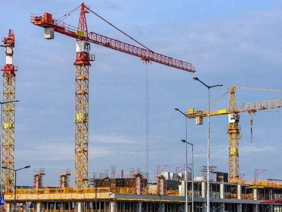 România a înregistrat, în noiembrie, cel mai semnificativ declin al lucrărilor de construcţii din UE