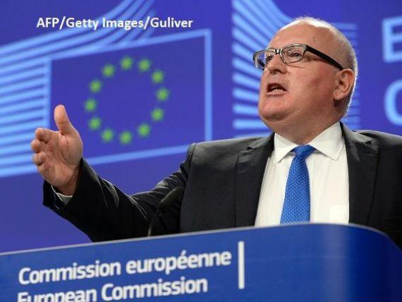 Surse EUObserver: Comisia Europeană ar putea sancționa România pentru Legile Justiției, așa cum a făcut-o în cazul Poloniei
