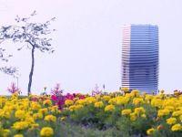 """Turnul care """"mananca"""" poluarea. Cum arata cel mai mare purificator de aer din lume, inventat de un olandez si testat in cea mai poluata tara din lume"""