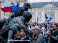 Decizie fără precedent în UE: CE activează Art. 7 împotriva Poloniei, din cauza reformei justiției. Varșovia poate rămâne fără drept de vot în Consiliul European