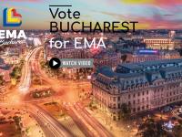 Romania a depus oficial candidatura pentru a gazdui Agentia Europeana a Medicamentului. Cum arata sediul pe care il propune Bucurestiul si cum se promoveaza Capitala