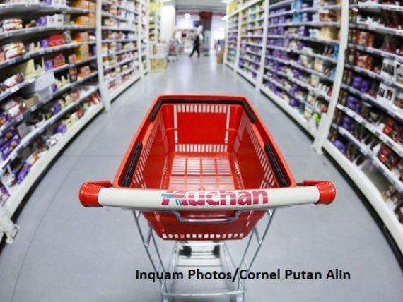 Auchan va deschide primul supermarket din magazinul Bucur Obor, până la sfârşitul anului
