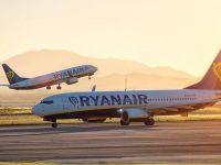Promoție fulger de la Ryanair. Cu cât scad prețurile pe toate destinațiile din Europa
