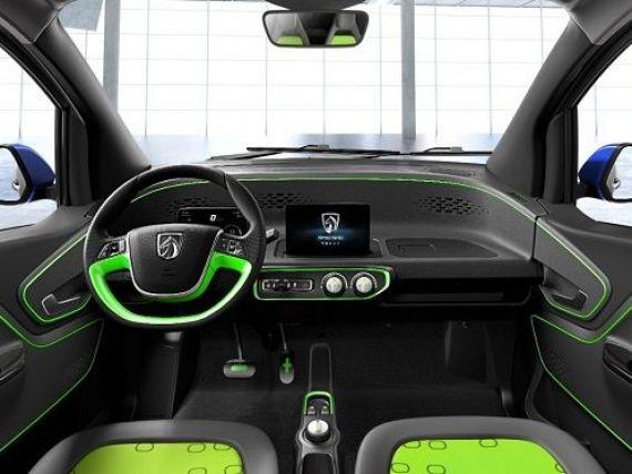 General Motors lansează în China o mașină electrică de 5.300 de dolari