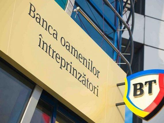 Banca Transilvania, a doua ca mărime din România, anunță un profit net de 366 mil. lei în T1