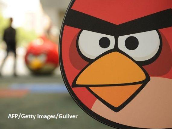 Producătorul jocului Angry Birds vrea să se listeze la bursa din Helsinki