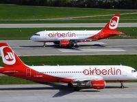 A doua zi de proteste inedite la Air Berlin: 150 de piloţi au anunţat că sunt bolnavi, zeci de zboruri au fost anulate