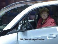 Angela Merkel sugerează că Germania ar trebui să interzică automobilele diesel, după modelul altor ţări europene