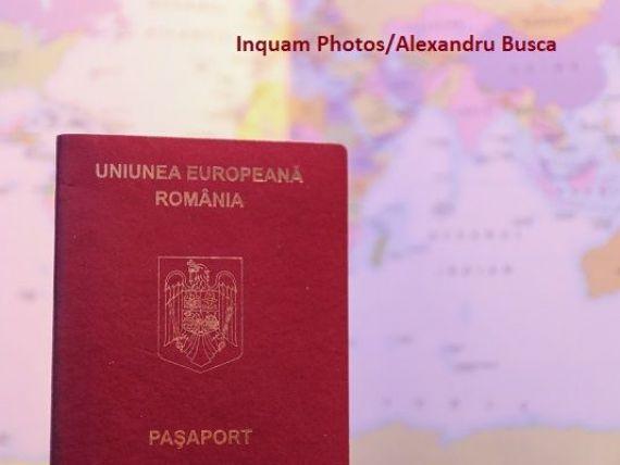 MAI simplifică procedurile şi reduce termenele pentru obţinerea paşaportului, a cărui valabilitate crește la 10 ani