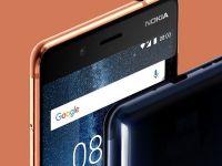 Finlandezii de la HDM lansează Nokia 8, primul flagship din noua generaţie, dotat cu lentile Carl Zeiss