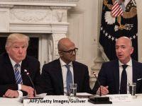 Șefii de companii l-au părăsit pe Donald Trump. Președintele SUA îşi dizolvă două dintre consiliile economice, în urma unui val de demisii ale unor CEO