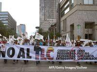 """SUA, Canada şi Mexic încep renegocierea Tratatului de liber-schimb NAFTA, la cererea lui Donald Trump, care îl consideră """"un dezastru"""" pentru americani"""