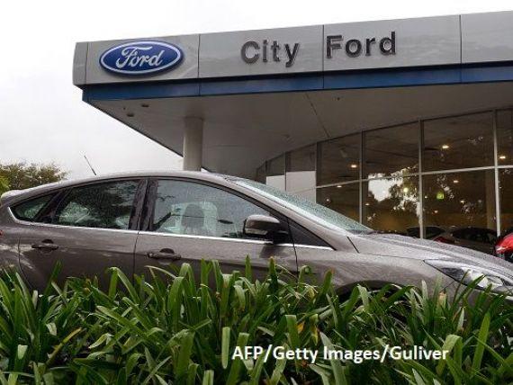 Ford ar putea înfiinţa o companie mixtă cu un partener chinez, pentru fabricarea unui automobil electric