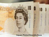 Marea Britanie s-a împrumutat în premieră la dobânzi negative, pe fondul temerilor legate de o recesiune profundă