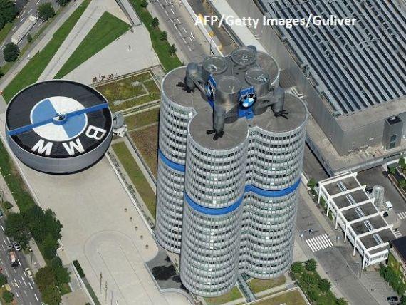 Scandalul emisiilor poluante ajunge la încă un gigant auto. BMW, acuzată că folosește un soft ilegal pe unele modele diesel