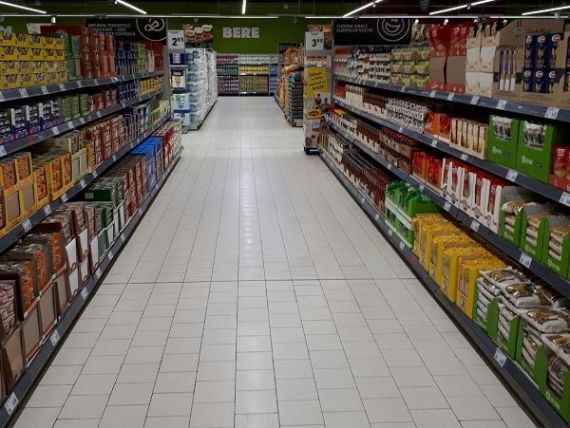 Retailerul german REWE a finalizat remodelarea magazinelor XXL Mega Discount în format Penny Market