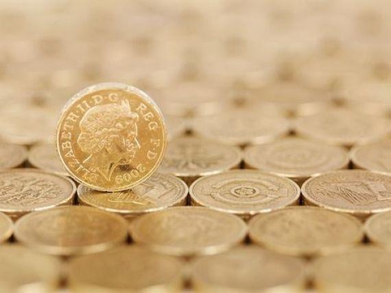 Regatul Unit lansează o nouă monedă de 50 de pence, pentru a marca ieşirea ţării din Uniunea Europeană