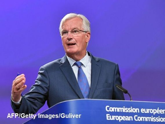 Negociatorul UE pentru Brexit propune încă două variante de ieșire a Regatului din blocul comunitar. Barnier:  Încă mai putem spera să evităm Brexitul dur