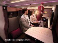 Qatar Airways recrutează însoțitori de zbor la București. Compania a fost desemnată cel mai bun operator aerian din lume