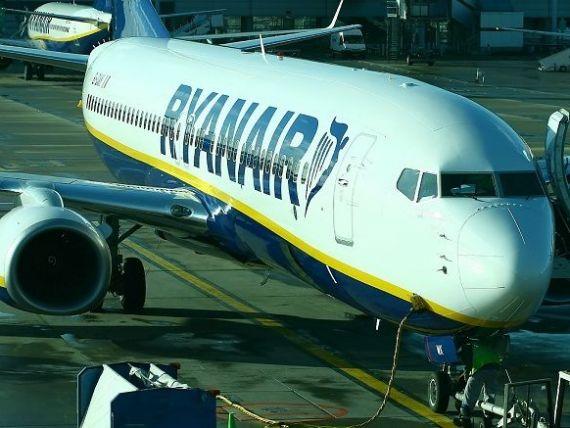 Ryanair anunță o creștere cu 10% a numărului de pasageri în septembrie, deși a anulat mii de zboruri. Wizz Air vine puternic din urmă