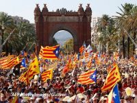 Închisoare până la 13 ani pentru liderii catalani care au vrut să rupă Spania, în 2017