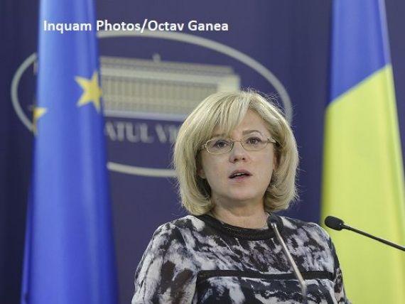 Corina Creţu vrea să aducă la Bucureşti un expert special, pentru proiectele europene:  Sunt proiecte complexe, care au nevoie de asistenţă externă