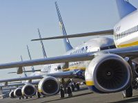 Ryanair suplimentează zborurile pe ruta București-Timișoara și vinde bilete cu 4,99 euro, pentru perioada vacanțelor de iarnă