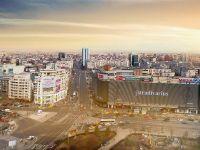 Proiectul de birouri Unirii View a obținut certificarea verde după cele mai noi standarde. Clădirea va fi gata în 2018 si a atins un grad de preînchiriere de 25%