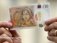 Englezii au bani noi. Banca Angliei a introdus în circulație a doua bancnotă din plastic, cu portretul scriitoarei Jane Austen și cu însemne tactile pentru nevăzători